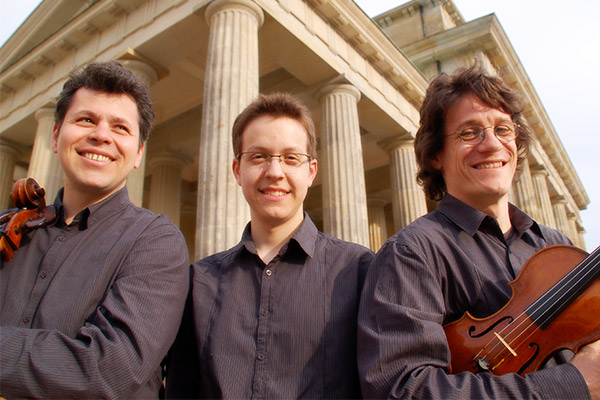 The Jacques Thibaud Piano Trio